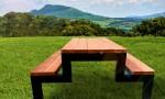 테이블의자일체형C