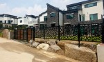 경기도 오산 전원주택 울타리